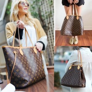 🌟MONOGRAM🌟 neverfull MM louis vuitton